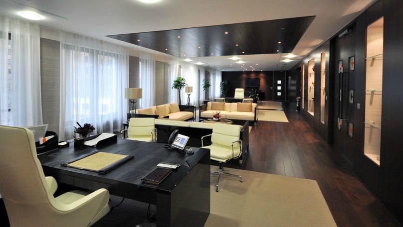 Business Interior Design